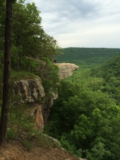 Hawksbill Crag, Kingston, Arkansas