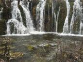 Pearl Shoal Falls